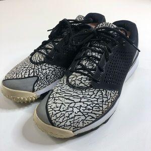 Nike air Jordan men's golf shoes size 14